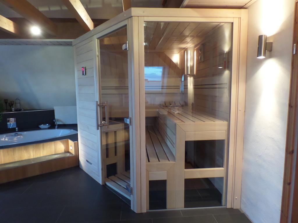 Sauna Katalog anfragen