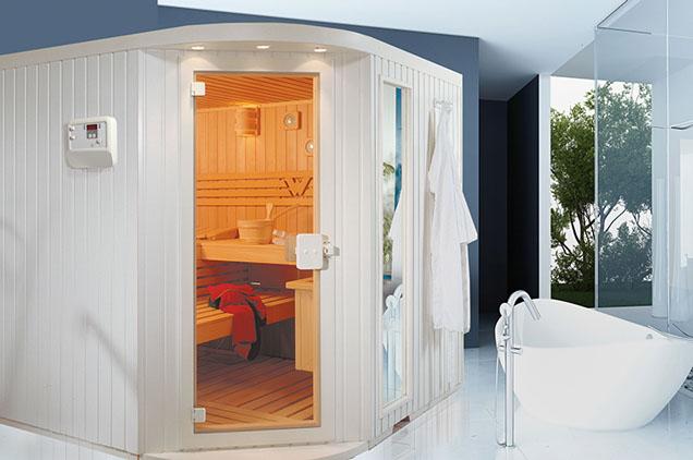 kombi-sauna