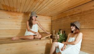 Sauna Besonderheiten im Ausland